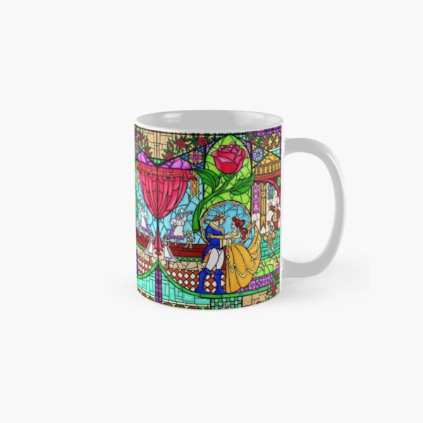 Patterns of the Stained Glass Window Classic Mug