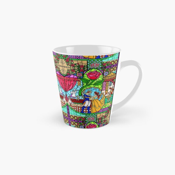 Patterns of the Stained Glass Window Tall Mug