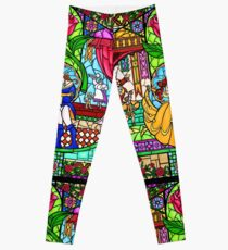 Patterns of the Stained Glass Window Leggings