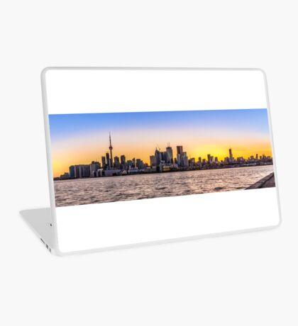 Toronto Skyline 5 Laptop Skin