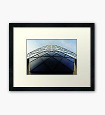 30 St Mary Axe (The Gherkin) Framed Print