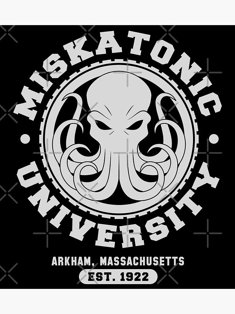 Miskatonic University by zombiegirl01