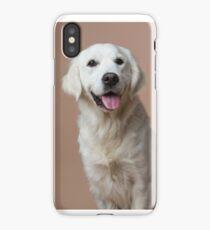 Golden retriever phone case 1 iPhone Case/Skin