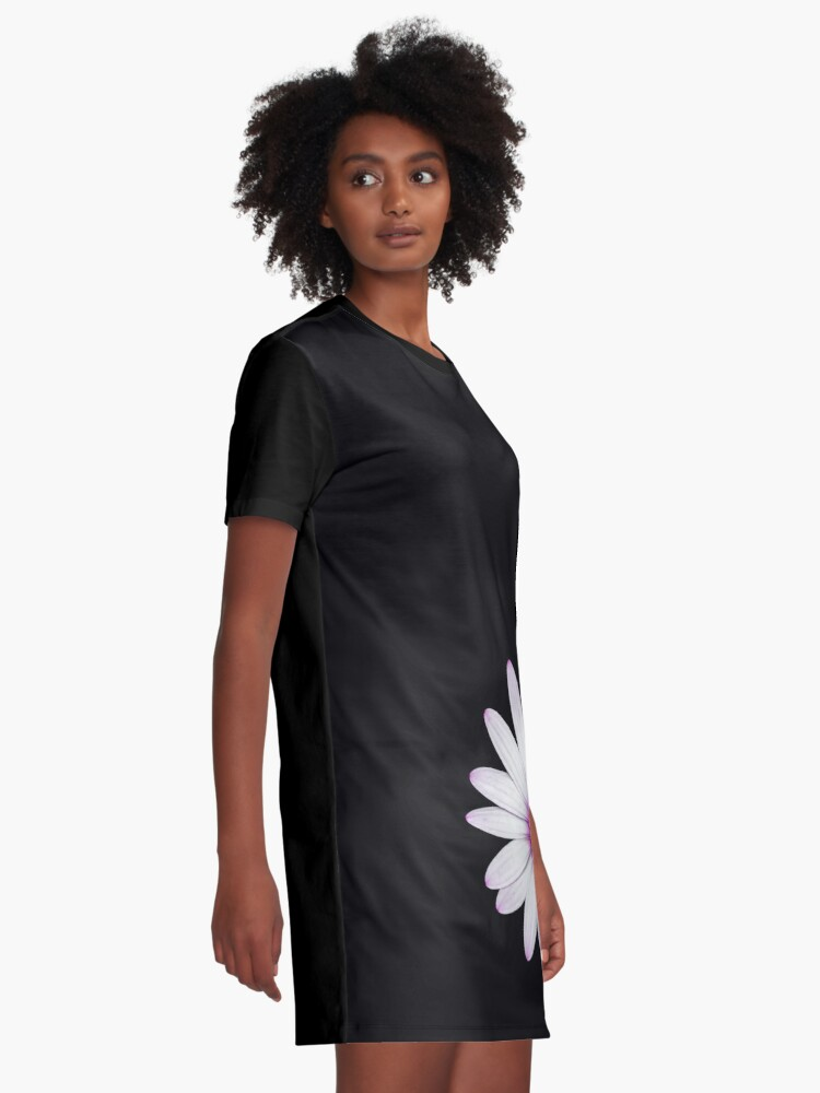 Alternate view of African Daisy Graphic T-Shirt Dress