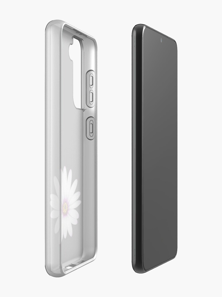 Alternate view of African Daisy Case & Skin for Samsung Galaxy