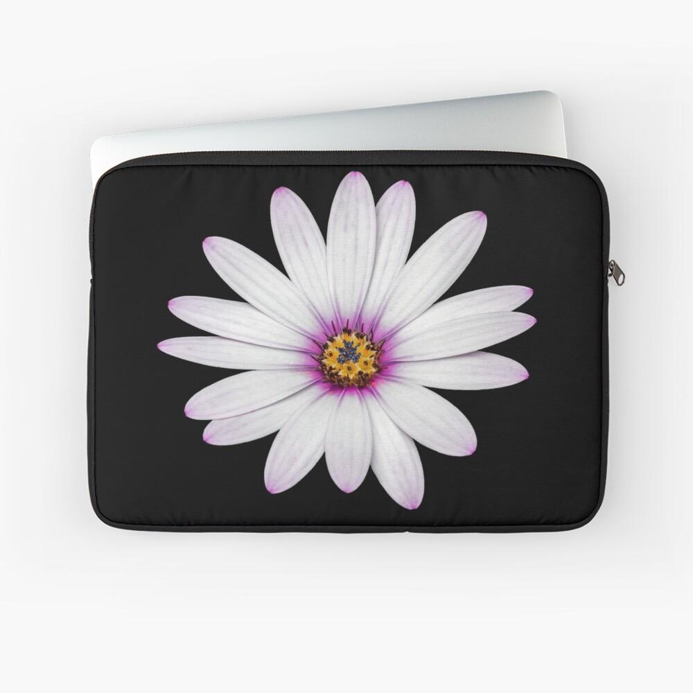 African Daisy Laptop Sleeve