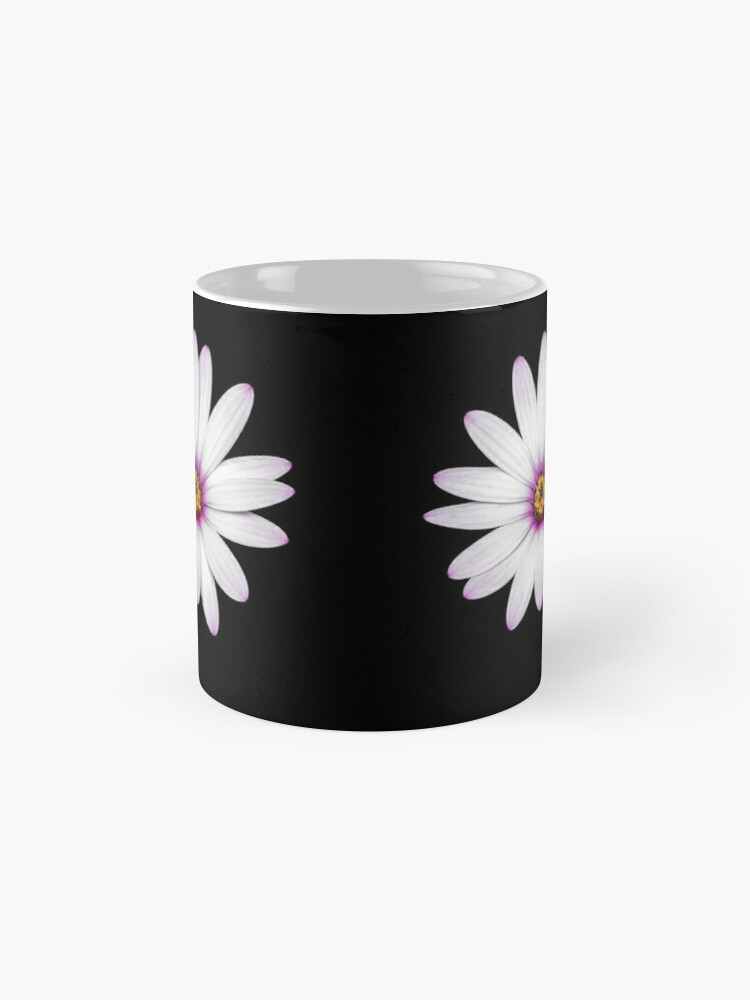 Alternate view of African Daisy Mug