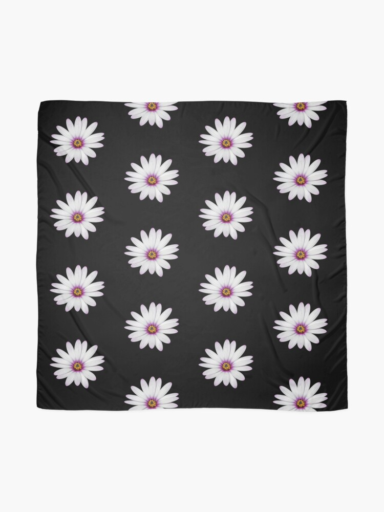 Alternate view of African Daisy Scarf