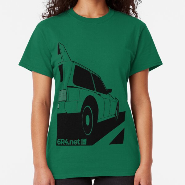 Metro 6R4 - Driving off Classic T-Shirt