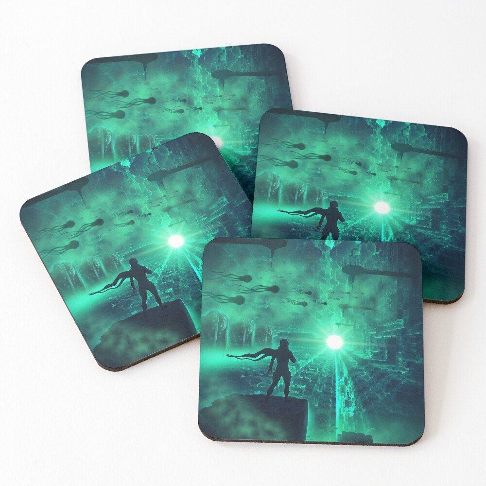 Enter new Life Coasters (Set of 4)