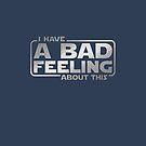 Bad Feeling (silver) by adamcampen