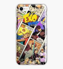 EXO POWER PHONE CASE COMEBACK COMIC BOOK iPhone Case/Skin
