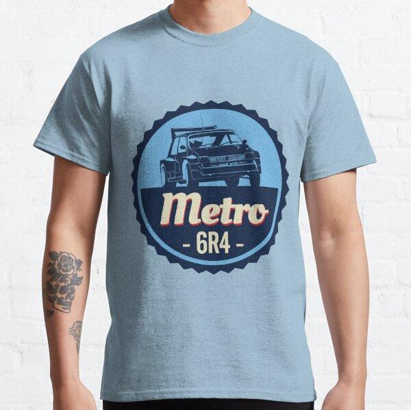 Metro 6R4 - Design 1 Classic T-Shirt