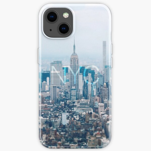The Empire State Building, New York City iPhone Soft Case