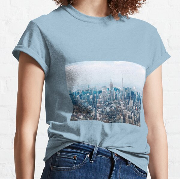 The Empire State Building, New York City Classic T-Shirt