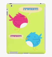 !TWEET! iPad Case/Skin