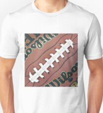 MAN CAVE THROW PILLOW SERIES  - FOOTBALL T-Shirt