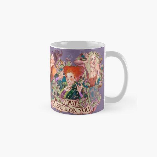 I put a spell on you Classic Mug