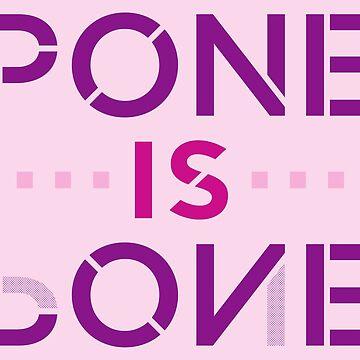 Pone in Purple by Ekliptik