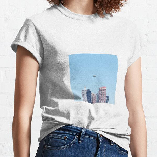 Helicopter, New York City Classic T-Shirt