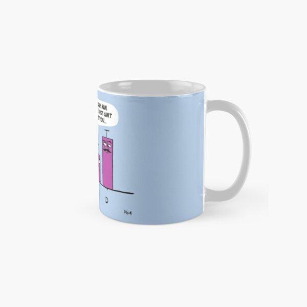 To err is human Classic Mug