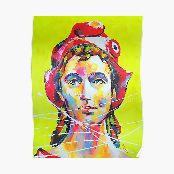 Marianne Artpainting Poster