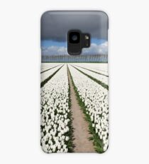 Tulips before the storm Case/Skin for Samsung Galaxy