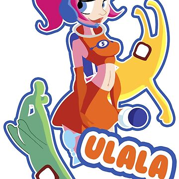 Sapce Channel 5 Ulala by meldoodles