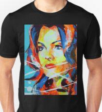 Romy Schneider Artpainting Unisex T-Shirt