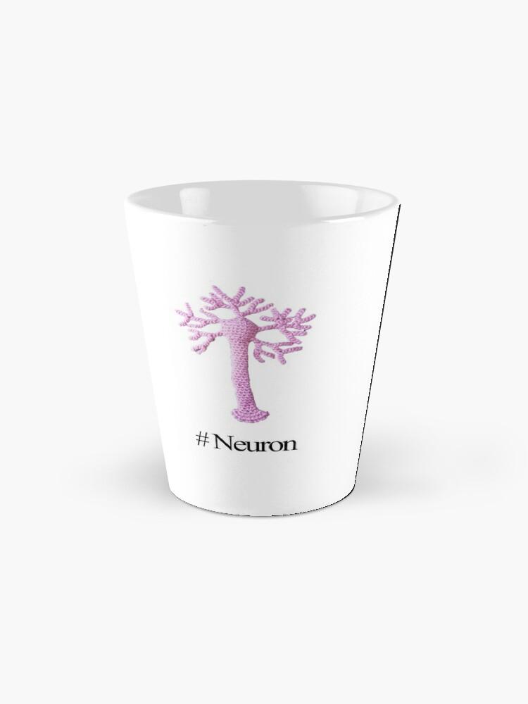 Alternate view of #Neuron Design Mug