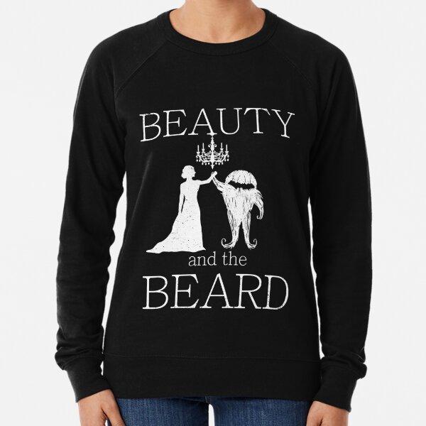 Beauty and the Beard Lightweight Sweatshirt