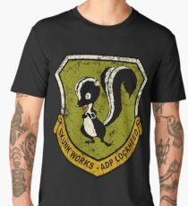 Lockheed Martin Skunk Works vintage logo Men's Premium T-Shirt