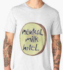 Neutral Milk Hotel Logo Men's Premium T-Shirt