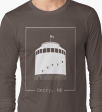 Visit Beautiful Derry, Maine Long Sleeve T-Shirt