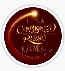 Comet (sticker) Sticker