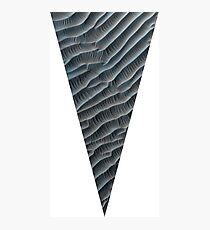 Timargyle pattern- a Herbertian triangle Photographic Print
