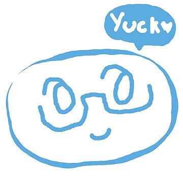 """America Mochi """"Yuck!"""" by prucanada"""