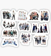 BTS GROUPSTICKERPACK Sticker