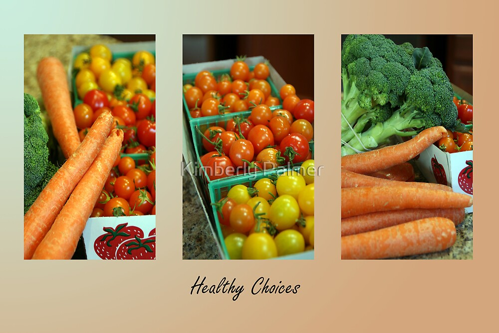 Healthy Choices by Kimberly Palmer