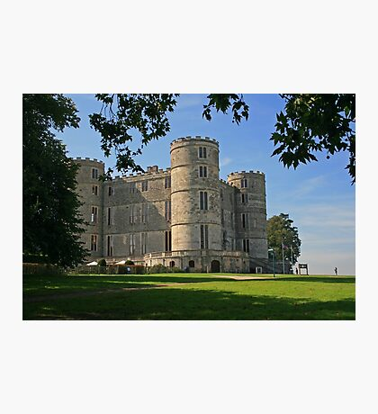 Lulworth Castle, August 2017 Photographic Print