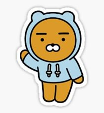 Kakao Friends Ryan Sticker