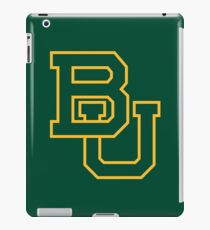 Baylor Bears iPad Case/Skin