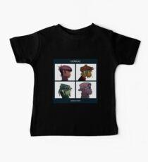 GORILLAZ DEMON DAYS ALBUM ARTWORK (Jamie Hewlett) Kids Clothes