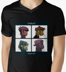 GORILLAZ DEMON DAYS ALBUM ARTWORK (Jamie Hewlett) T-Shirt