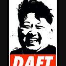 kim jong un DAFT by Thelittlelord