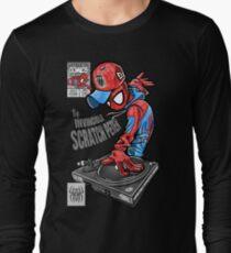 Invincible Scratch Peter Long Sleeve T-Shirt