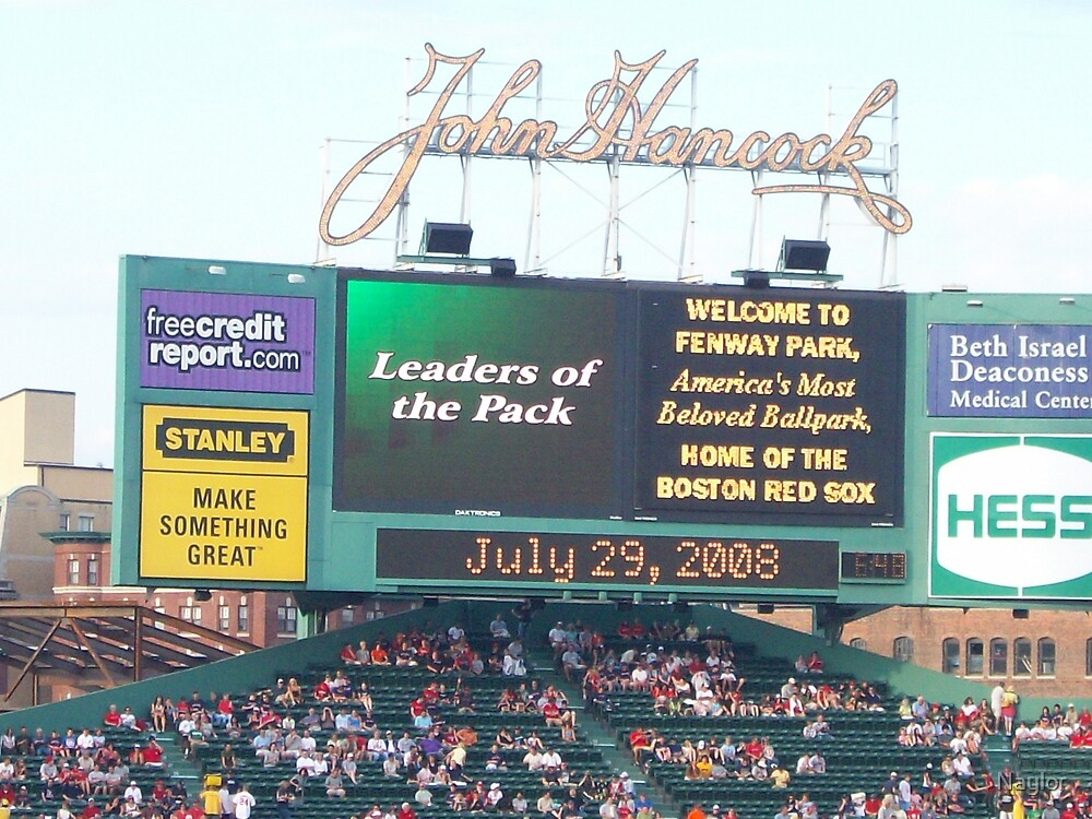 Fenway Park  by Naylor