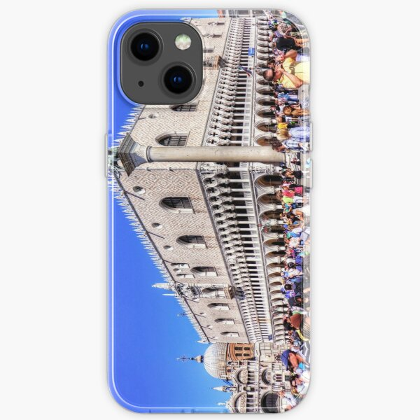 Palazzo Ducale iPhone Soft Case