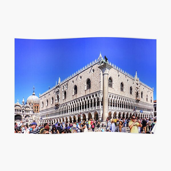 Palazzo Ducale Poster