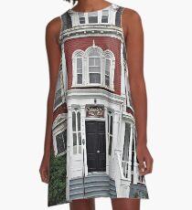 Victoria Hall  A-Line Dress